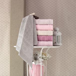 Набор полотенец для ванной 6 шт. Pupilla TOMURCUK хлопковая махра 50х90