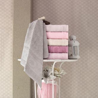 Набор полотенец для ванной 6 шт. Pupilla TOMURCUK хлопковая махра