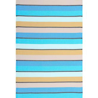 Полотенце пештемаль для пляжа, сауны, бани Begonville CLASSIC CORSICA хлопок beach