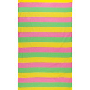 Полотенце пештемаль для пляжа, сауны, бани Begonville CLASSIC POOLSIDE хлопок daisy 100х180