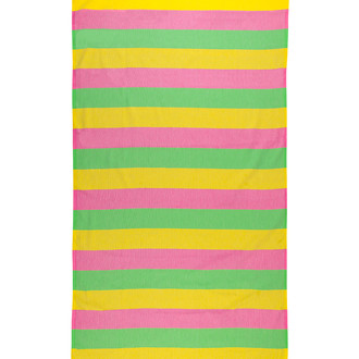 Полотенце пештемаль для пляжа, сауны, бани Begonville CLASSIC POOLSIDE хлопок daisy