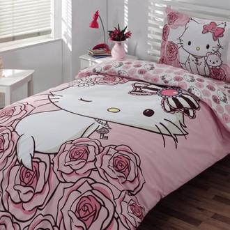 Комплект постельного белья Virginia Secret Hello Kitty (Charmmy 1)