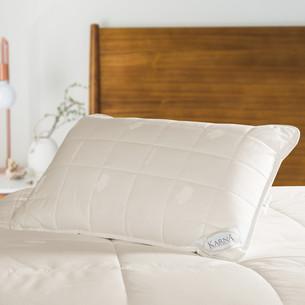 Подушка Karna овечья шерсть 50х70