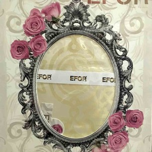 Скатерть прямоугольная Efor ALDEN жаккард золотистый, бежевый 160х300