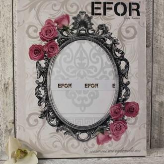 Скатерть прямоугольная Efor ECRIN жаккард белый