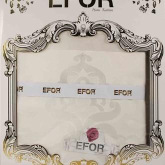 Скатерть прямоугольная Efor JAGLER жаккард белый