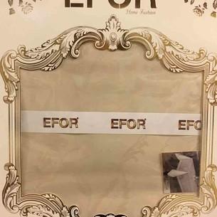 Скатерть прямоугольная Efor OSMANLI жаккард кофейный 160х220