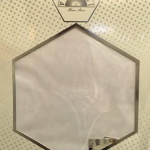 Скатерть прямоугольная Efor SAFIR жаккард кофейный 160х220