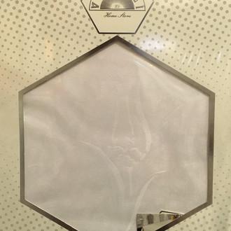 Скатерть прямоугольная Efor SAFIR жаккард кофейный