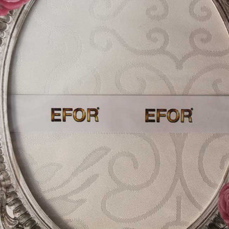 Скатерть прямоугольная Efor STAR жаккард белый