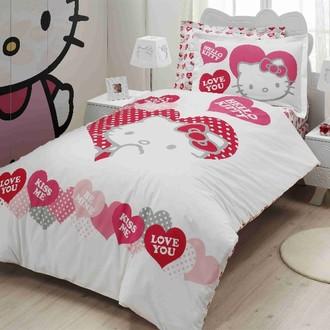 Комплект постельного белья Virginia Secret Hello Kitty (Valentino)