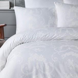 Постельное белье Ecosse RANFORCE GLORY хлопковый ранфорс белый 1,5 спальный