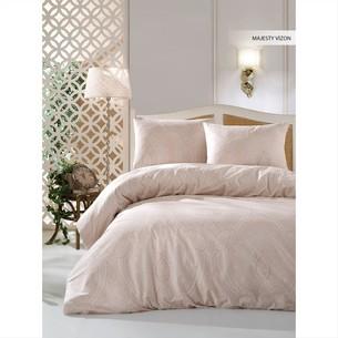 Постельное белье Ecosse RANFORCE MAJESTY хлопковый ранфорс норка 1,5 спальный