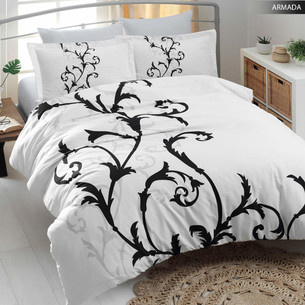 Постельное белье Ecosse SATIN ARMADA хлопковый сатин 1,5 спальный