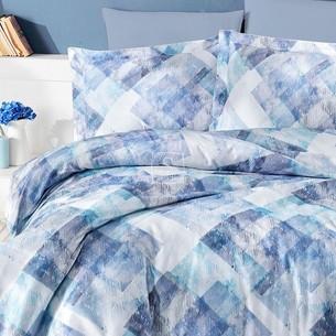 Постельное белье Ecosse SATIN AURA хлопковый сатин 1,5 спальный