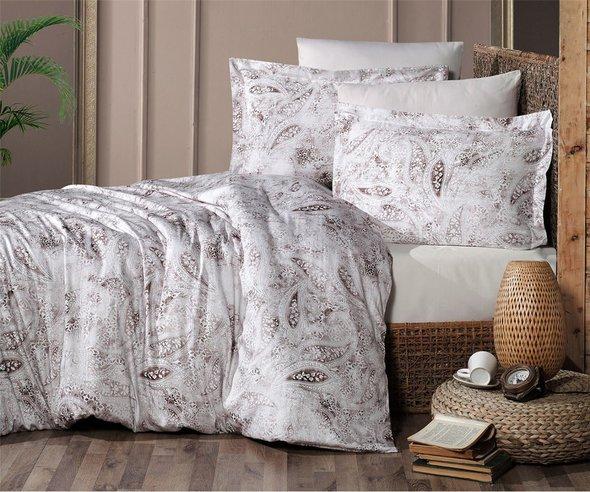 Постельное белье Ecosse SATIN LUNA хлопковый сатин 1,5 спальный, фото, фотография