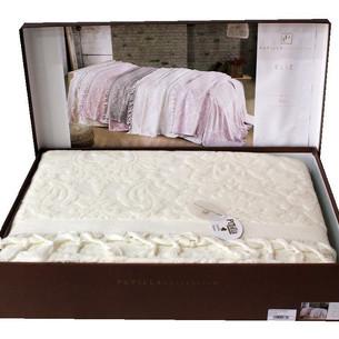Махровая простыня для укрывания Pupilla ELIZ хлопок кремовый 220х240