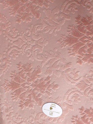 Махровая простынь для укрывания Pupilla SARAH хлопок сухая роза 220х240, фото, фотография