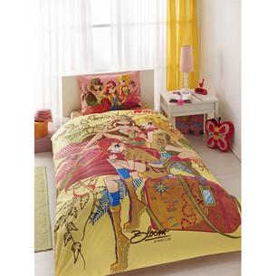 Детское постельное белье TAC WINX GROUP NATURE LOVE (АКЦИЯ) 1,5 спальный