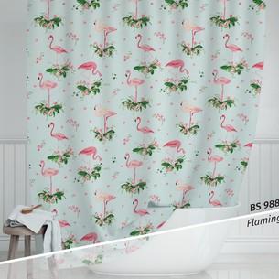 Штора для ванной Evdy DROP полиэстер V24 180х200