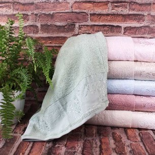 Набор полотенец для ванной 6 шт. Efor DOLCE VITA хлопковая махра 70х140