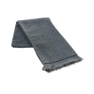 Пештемаль (полотенце, парео) Buldan's IRIS хлопок антрацит 90х170