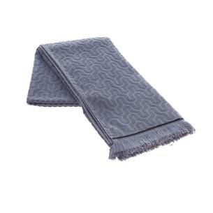 Пештемаль (полотенце, парео) Buldan's IRIS хлопок серый 90х170