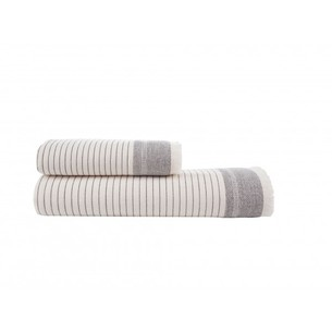 Пештемаль (полотенце, парео) Buldan's SIMBA хлопок белый 45х90