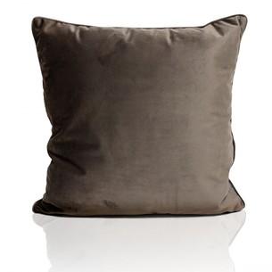 Декоративная подушка Tivolyo Home MONA кофейный 45х45