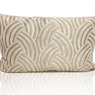 Декоративная подушка Tivolyo Home ORION золотой 35х55