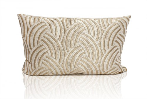 Декоративная подушка Tivolyo Home ORION золотой 50х50, фото, фотография
