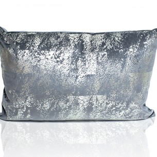 Декоративная подушка Tivolyo Home PAMELA серый 35х55