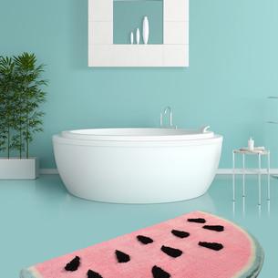 Коврик для ванной Chilai Home KARPUZ акрил 60х100