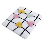 Коврик для ванной Chilai Home CALBIM акрил 60х100 разноцветный, фото, фотография