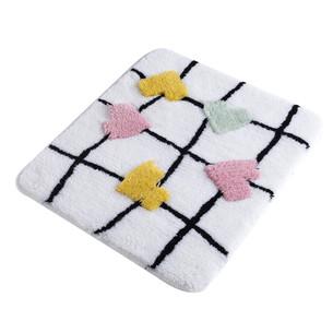 Коврик для ванной Chilai Home CALBIM акрил 60х100 разноцветный