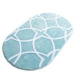 Коврик для ванной Chilai Home BONNIE акрил 60х100 голубой, фото, фотография