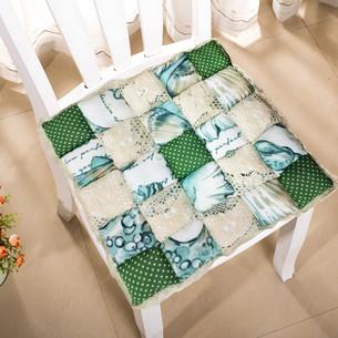 Подушка-сидушка для стула Tango 18006-83 хлопковая бязь 40х40