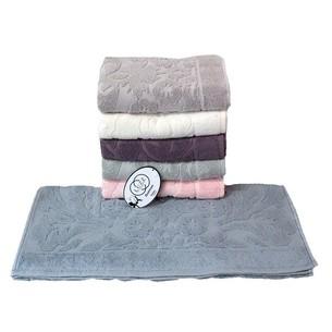Набор полотенец для ванной 6 шт. Luzz SULTAN хлопковая махра 70х140