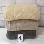 Набор полотенец для ванной 3 шт. Cestepe MICRO COTTON PREMIUM EVA микрокоттон V1 90х150, фото, фотография