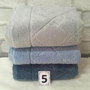 Набор полотенец для ванной 3 шт. Cestepe MICRO COTTON PREMIUM EVA микрокоттон V1 70х140