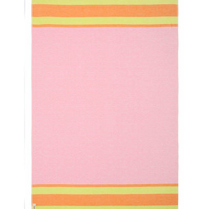 Полотенце пештемаль для пляжа, сауны, бани Begonville BAMBOO COAST бамбук/хлопок pink 100х180