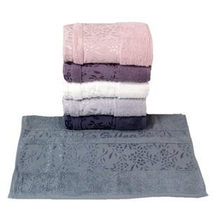 Набор полотенец для ванной 6 шт. Efor AMELIA хлопковая махра 70х140