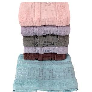 Набор полотенец для ванной 6 шт. Efor BIANKA хлопковая махра 50х90