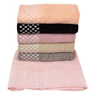 Набор полотенец для ванной 6 шт. Efor RAFAELLA хлопковая махра 50х90