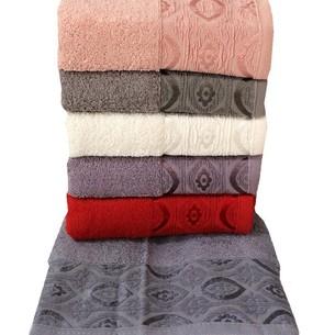 Набор полотенец для ванной 6 шт. Miss Cotton MERCHAN хлопковая махра 70х140