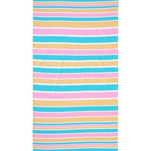 Полотенце пештемаль для пляжа, сауны, бани Begonville BREEZE DILAN хлопок sunny 90х180
