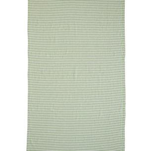 Полотенце пештемаль для пляжа, сауны, бани Begonville BREEZE EMILIA хлопок green 90х180