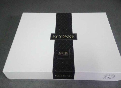 Постельное белье Ecosse SATIN HERMES хлопковый сатин семейный, фото, фотография