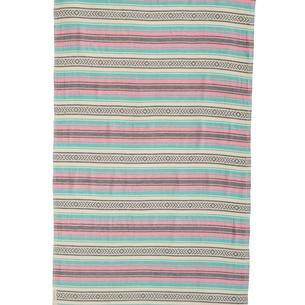 Полотенце пештемаль для пляжа, сауны, бани Begonville COTTON BAJA хлопок hippy 100х180