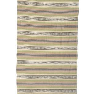 Полотенце пештемаль для пляжа, сауны, бани Begonville COTTON BAJA хлопок olive 100х180